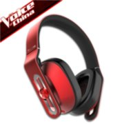 Наушники Xiaomi 1More Headphones Voice of China Red